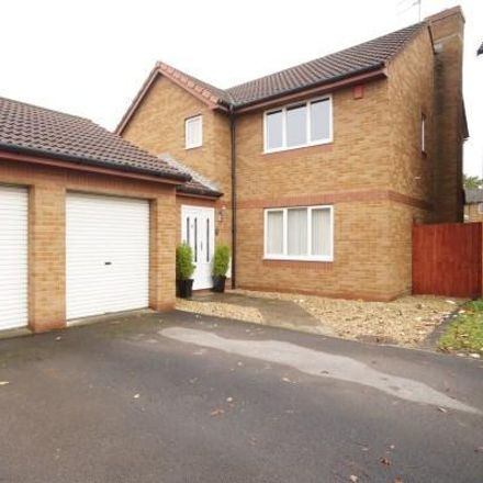 Rent this 4 bed house on 16 Meadgate in Moorend BS16 7AZ, United Kingdom