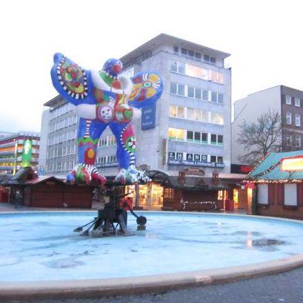 Rent this 5 bed apartment on Duisburg in Dellviertel, NORTH RHINE-WESTPHALIA