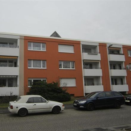 Rent this 3 bed apartment on Pupinweg 22 in 64295 Darmstadt, Germany