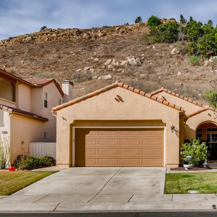 Rent this 3 bed house on 2465 Fallbrook Place in Escondido, CA 92027