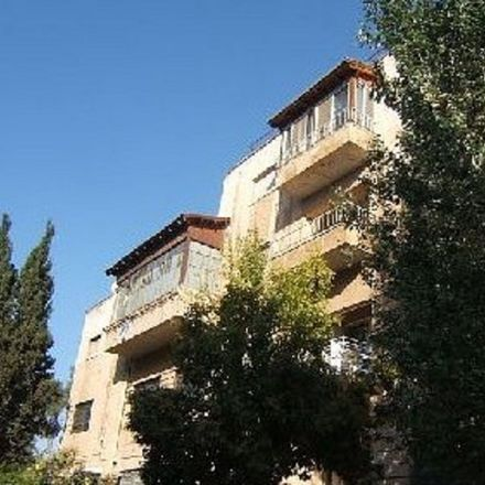 Rent this 4 bed apartment on Lincoln 24 in Jerusalem, Israel