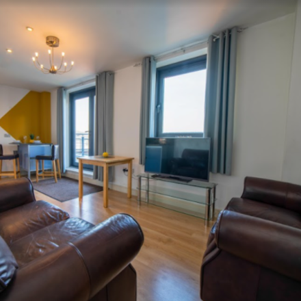 Rent this 3 bed apartment on Galleon Way in Cardiff, United Kingdom