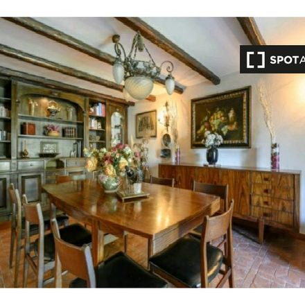 Rent this 2 bed apartment on Vicolo del Casale Lumbroso in 00163 Rome RM, Italy