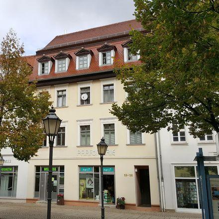 Rent this 2 bed apartment on McPaper in Roßmarkt 14, 06712 Zeitz