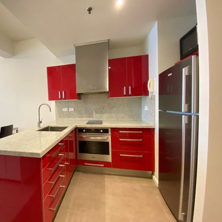 Rent this 1 bed apartment on 1103/408 Lonsdale Street