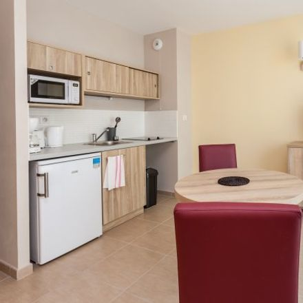 Rent this 1 bed apartment on 8 Rue Mirès in 13003 Marseille, France