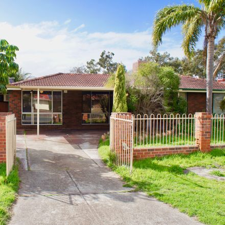Rent this 3 bed house on 4 Angas Place