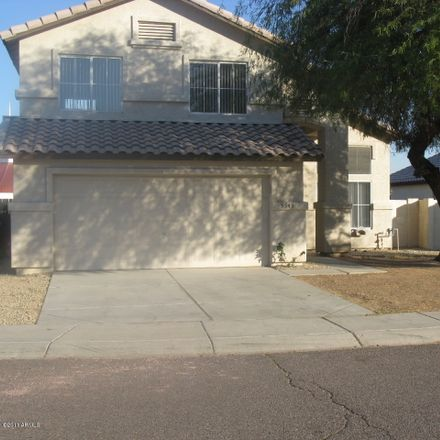 Rent this 4 bed house on 5943 North 80th Drive in Maryvale, AZ 85303