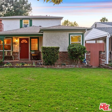 Rent this 4 bed house on 4249 Bellaire Ave in Studio City, CA