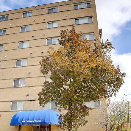 Rent this 2 bed condo on Lathrop Avenue in Forest Park, IL 60130