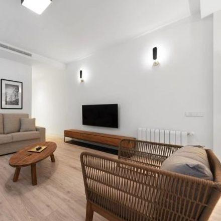 Rent this 3 bed apartment on Calle del Caballero de Gracia in 36, 28013 Madrid
