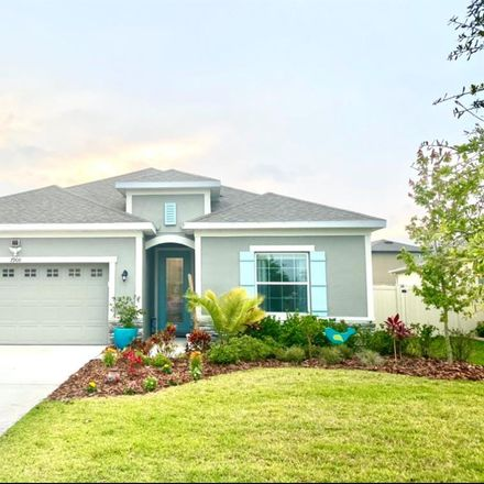 Rent this 4 bed house on Olive Branch Dr in Sun City Center, FL