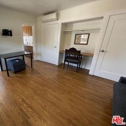 Rent this 1 bed condo on 326 Columbia Avenue in Los Angeles, CA 90017