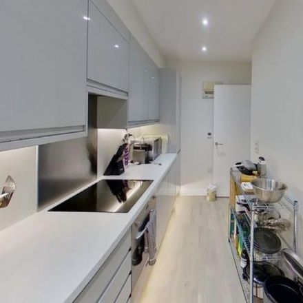 Rent this 1 bed apartment on Reservoir Studios in 547 Cable Street, London E1W 3EN