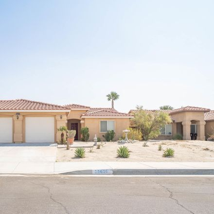 Rent this 3 bed house on 30680 Robert Road in Cathedral City, CA 92276