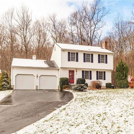 Rent this 3 bed house on 35 Vanessa Court in Cheshire, CT 06410