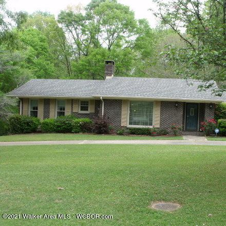 Rent this 3 bed house on 2805 Wildwood Drive in Jasper, AL 35501