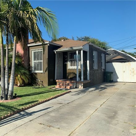 Rent this 3 bed house on 1714 North McDivitt Avenue in Compton, CA 90221