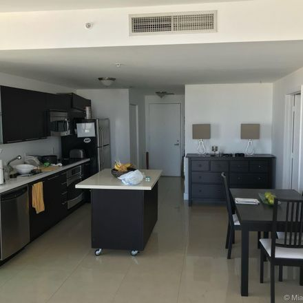 Rent this 1 bed condo on Miami in FL, US