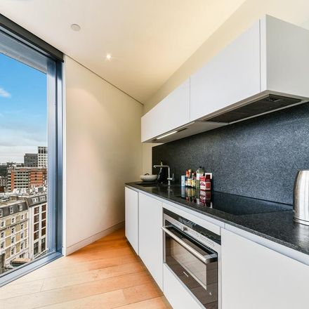Rent this 1 bed apartment on NEO Bankside - Pavillion A in 50 Holland Street, London SE1 9FU