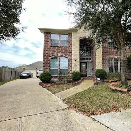 Rent this 4 bed house on 6103 Sebastian Hill Dr in Katy, TX