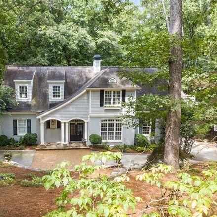 Rent this 5 bed house on 3290 Rilman Road Northwest in Atlanta, GA 30327