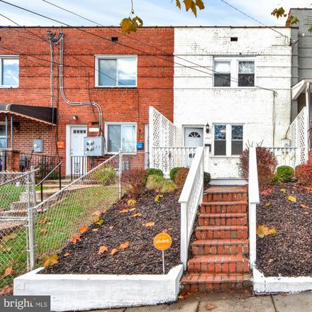 Rent this 3 bed townhouse on 2212 15th Street Northeast in Washington, DC 20018
