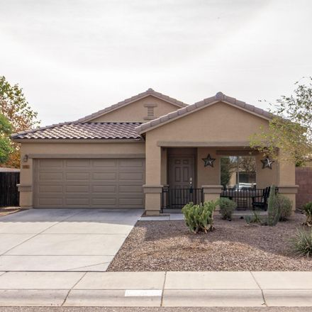 Rent this 3 bed house on 1261 West Jamaica Hope Way in San Tan Valley, AZ 85143
