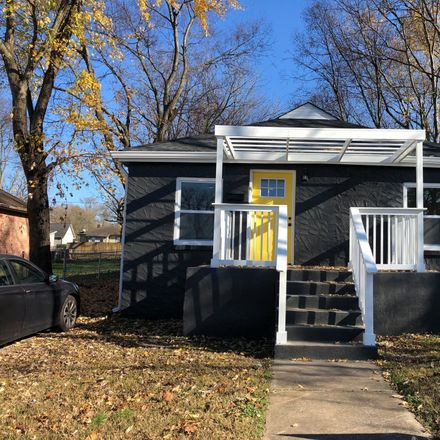 Rent this 3 bed house on Myrtle St in Nashville, TN