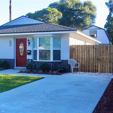 Rent this 3 bed house on 2874 15th Avenue North in Saint Petersburg, FL 33713