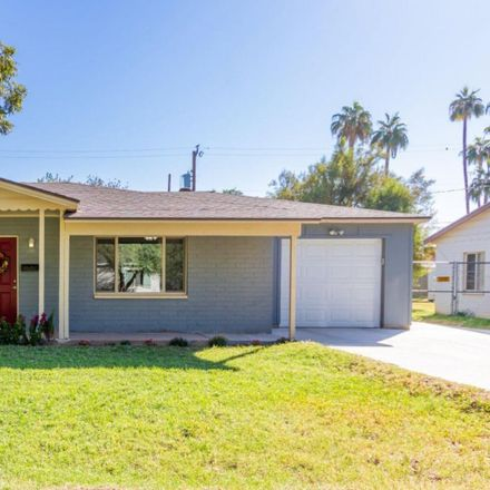 Rent this 3 bed house on 507 North Ashland in Mesa, AZ 85203