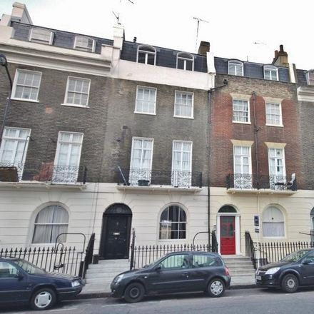 Rent this 0 bed apartment on 33 Mornington Crescent in London NW1 3EA, United Kingdom