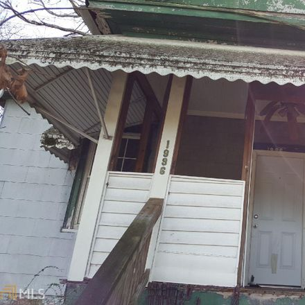 Rent this 3 bed house on Joseph E Boone St in Atlanta, GA