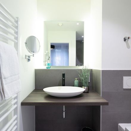 Rent this 1 bed apartment on Fritz-Erler-Straße in 81737 Munich, Germany