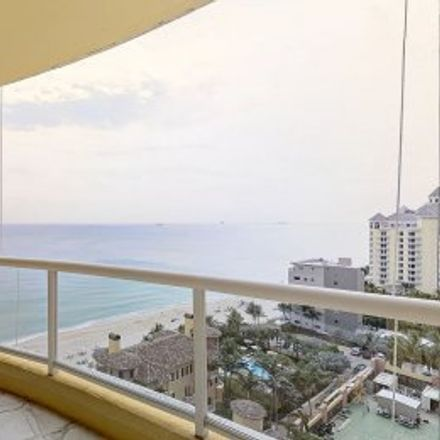 Rent this 3 bed apartment on #15D in 2110 North Ocean Boulevard, Central Beach Alliance