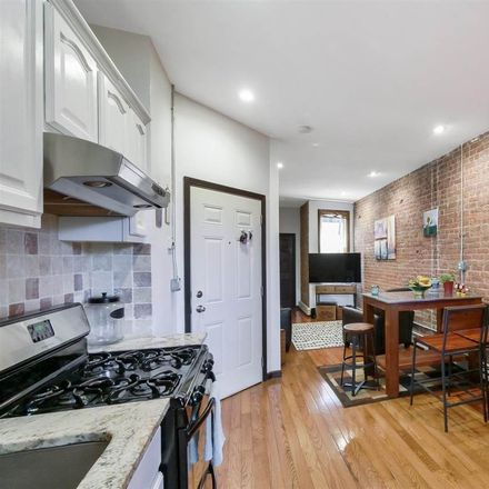 Rent this 1 bed condo on Webster Ave in Jersey City, NJ