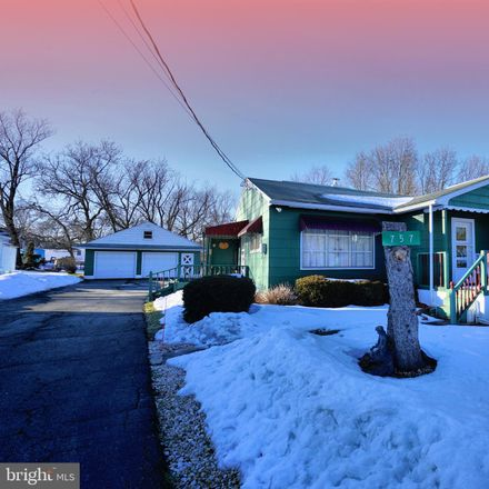 Rent this 3 bed house on 757 Gilbertsville Rd in Pottstown, PA