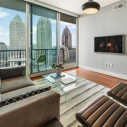 Rent this 1 bed condo on Panera Bread in 1080 Peachtree Street Northeast, Atlanta