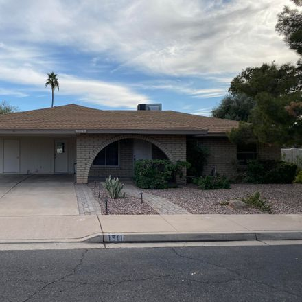 Rent this 3 bed house on 1511 West Keating Avenue in Mesa, AZ 85202