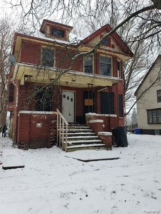 Rent this 3 bed house on 1747 Canton Street in Detroit, MI 48207