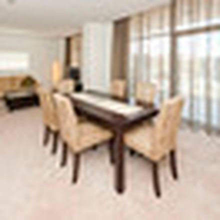 Rent this 1 bed apartment on East Point in Adelaide Terrace, Perth WA 6004