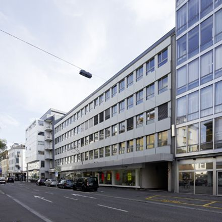 Rent this 0 bed apartment on Gainsbourg in Kreuzstrasse 26, 8008 Zurich
