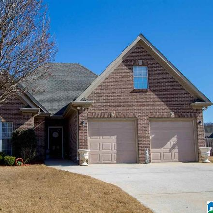 Rent this 3 bed house on 168 Churchill Drive in Alabaster, AL 35114