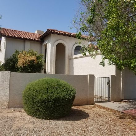 Rent this 4 bed house on 2040 South Paseo Loma in Mesa, AZ 85202
