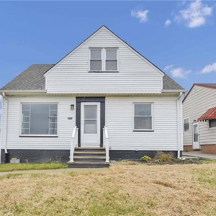Rent this 3 bed house on 12317 Southern Avenue in Garfield Heights, OH 44125