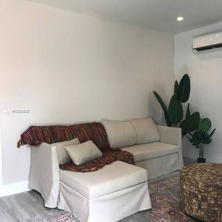 Rent this 1 bed apartment on 55 Northeast 59th Street in Miami, FL 33137