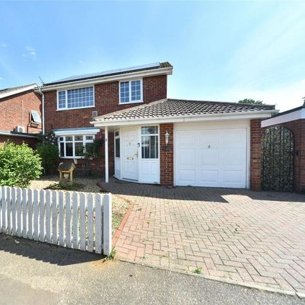 Rent this 4 bed house on Blackbird Road in West Suffolk IP28 8HL, United Kingdom