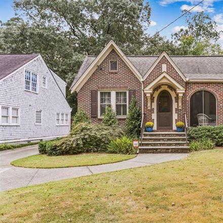 Rent this 3 bed house on 1107 McLynn Avenue Northeast in Atlanta, GA 30306