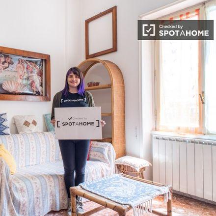 Rent this 3 bed apartment on Quartiere XII Gianicolense in Via Antonio Cerasi, 00152 Rome RM