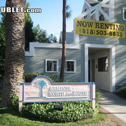 Rent this 3 bed apartment on 11062 Arminta Street in Los Angeles, CA 91352